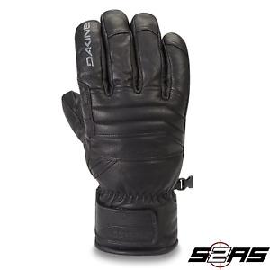 Dakine Kodiak Men's Gore-Tex Snow Gloves (Black)