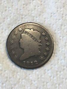 1812 classic head large cent