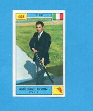 CAMPIONI SPORT 1969-70-PANINI-Figurina n.408- BODINI -ITALIA-TIRO-Rec
