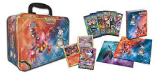 2016 POKEMON English Collector's Treasure Chest Tin Box SEALED!!
