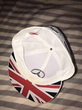 Genuine Rare Mercedes Lewis Hamilton F1 Silverstone 2014 Tapa