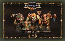 Trolls of Chaos RESIN