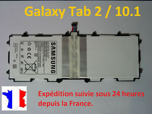 Battery New For Samsung Galaxy TAB2/Tab 2 10.1 And Note - Reference: SP3676B1A