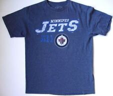 Men's WINNIPEG JETS T shirt size medium M