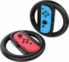 Venom Nintendo Switch Racing Wheel Twin Pack - Perfect for Mario Kart 8 - VS4794