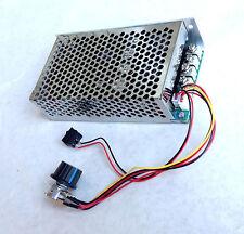 Speed Controller DC motor control 12 24 48 100-AMP 12V - 5000 WATT PEAK 48V