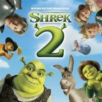 SHREK 2 SOUNDTRACK CD NEUWARE!