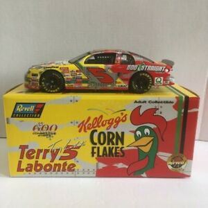 1/18 TERRY LABONTE #5 KELLOGGS 1998 REVELL COLLECTION IRON MAN 600TH