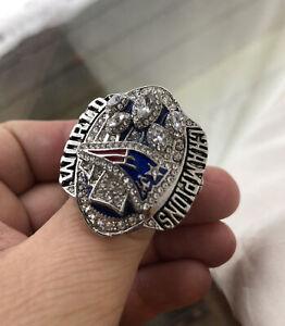 2016 New England Patriots Super Bowl Replica / Fan Championship Ring - Brady