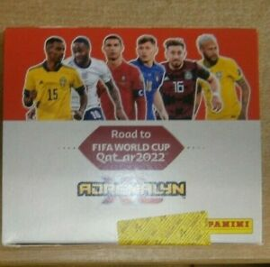 Panini Adrenalyn XL Road to FIFA  World Cup Trading Cards Qatar 2022: Choose Qty