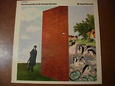 WONDERWALL MUSIC BY GEORGE HARRISON LP RECORD NM FRANCE