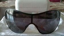 New OAKLEY Deception Sunglasses Womens Black 100% Genuine msrp $260
