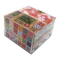 Japanese Origami Folding Craft Paper WASHI Chiyogami 30 Pattern 360 sheets