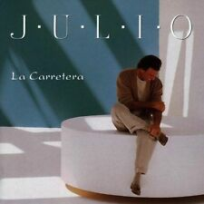 Audio CD - JULIO IGLESIAS - La Carretera - USED Very Good (VG) WORLDWIDE
