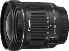 Objectifs stabilisateur d'image Canon Canon EF-S pour appareil photo et caméscope