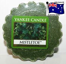 YANKEE CANDLE Tart Melt ** Mistletoe ** FREE Postage for ADDITIONAL TARTS