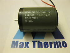 Swiss MAXON 12vDC Motor 2522.831-11.112-000 for Tattoo Machine and more
