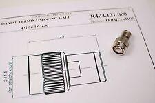 Radiall TNC Male connector x1 - RF / Microwave coaxial fitting - Ex RAF Radio