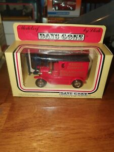 Models Of Days Gone By Lledo Fire Vehicle