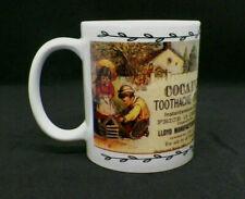 Cocaine Tooth Drops Coffee, Tea, 11 oz. Mug, Cup Vintage Advertising