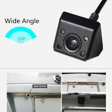 Universal DC12V 170º Wide Angle Car Reversing Backup HD Camera 4 IR Night Vision