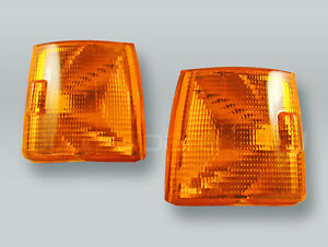 TYC Amber Corner Lights Parking Lamps PAIR fits 1993-1998 VW Eurovan