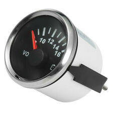 52mm Pointer Volt Meter Gauge 8-16 Volts For Caravan Boat Marine Voltmeter