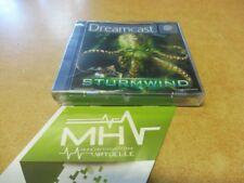 STURMWIND - DREAMCAST - NEW - all area - -