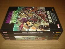 Marvel Zombies Collection HC Nr.1-4 komplett (Panini) deutsch 1 2 3 4 Hardcover