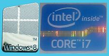 New Intel inside Core i7 FREE WINDOWS computer 8 sticker PC 10 Genuine 7 Unit