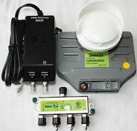 DirecTV SWM SL3 LNB, Power & Splitter Green Slimline Satellite SWiM DTV LNBF 101