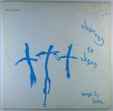 """12"""" LP - Barbie - Journey To Jesus - H1650 - cleaned"""