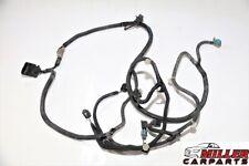 2x repsatz arnés tramo de cables hecktür puerta trasera para Opel Astra Caravan