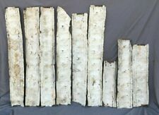 Lot of Antique Tin Ceiling Boarder Trim Hearts and Spades Architectural 1208-20B