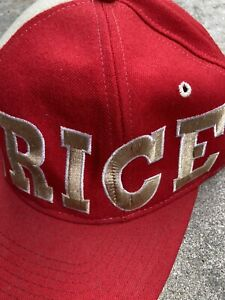 "vintage "" Jerry Rice Starter Hat"