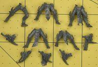 Warhammer 40K Dark Eldar Kabalite Warriors Legs