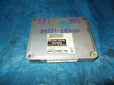 89551-28040 8955128040 TOYOTA 3CT Engine control module