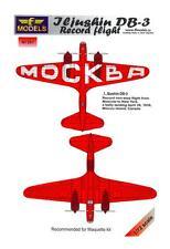 LF Models 1/72 ILYUSHIN DB-3 RECORD FLIGHT MOSCOW TO NEW YORK Paint Mask Set
