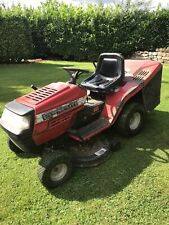 More details for ride on lawn mowers used