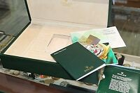Rolex 290688 complete watch box with tags and papers Day Date Display