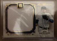 Nick Castellanos Rookie Card 2014 Topps Museum Collection Detroit Tigers RC GU