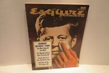 Esquire Magazine June 1964 Kennedy Without Tears Cover