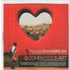 (BW718) Compassion Art, Creating Freedom From Poverty - 2008 DJ CD