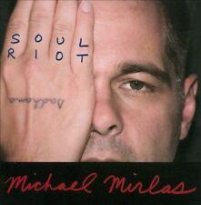 Soul Riot by Michael Mirlas (CD)