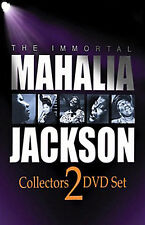 JACKSON, MAHALIA - THE IMMORTAL