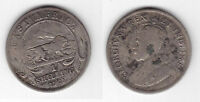 EAST AFRICA – SILVER 1 SHILLING COIN 1921 YEAR KM#21 GEORGE V