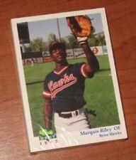 1992 Classic Boise Hawks 30 Card Team Set