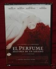 IL PROFUMO STORIA UN OMICIDIO DVD NUOVO SIGILLATO THRILLER (SENZA APRIRE) R2
