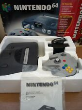 Nintendo 64 Console N64 Boxed Excellent Condition and Tested