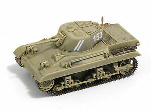 S-Model 1/72 Israel M22 Locust Airborne Tank Finished Product #CP0731